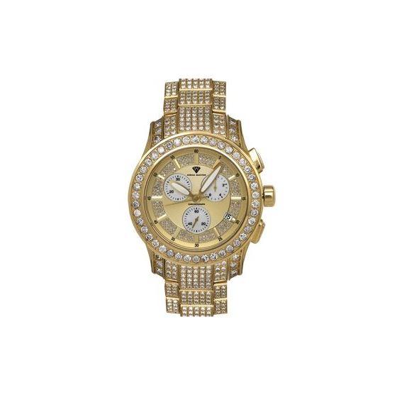Men's Masterpiece Diamond Watch With Diamond B