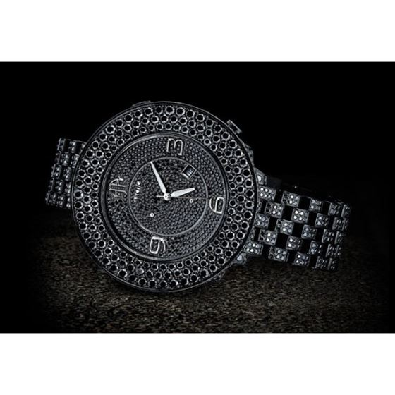 Arctica Watches Arctica 50mm Diamond Case 40.20ct