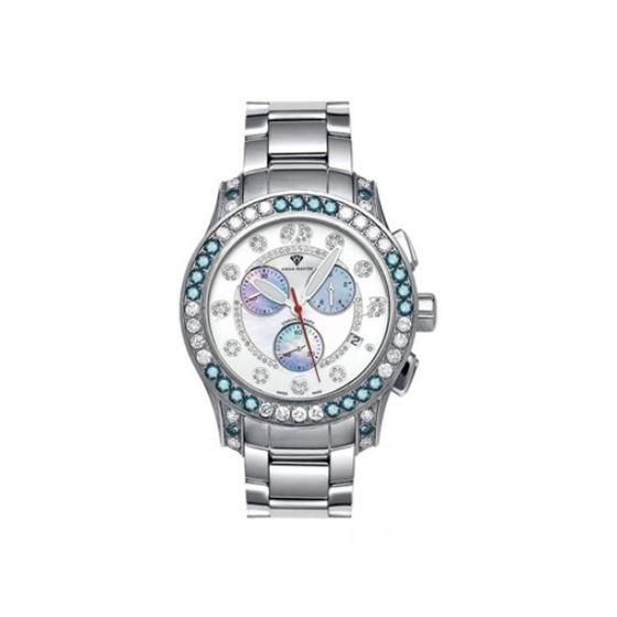 Aqua Master Diamond Watch The AquaMaster 53436 1