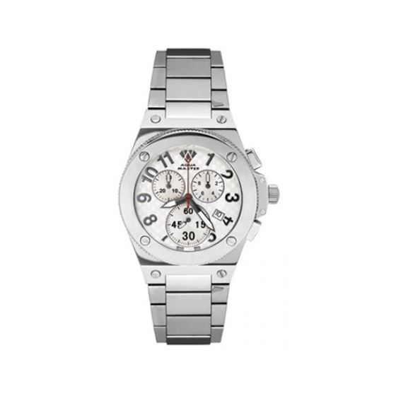Aqua Master Diamond Watch The AquaMaster Tour Billion Watches Stainless Steels with Diamonds 3-7W
