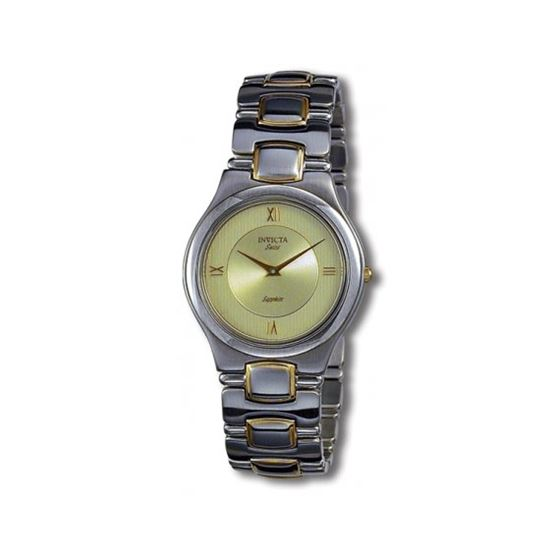 Invicta Watches Magro gold 9348
