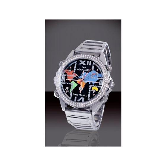 Aqua Swiss Diablo Diamond Watch DB233