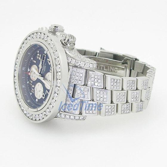 Breitling Super Avenger Chronograph Mens 55388 3