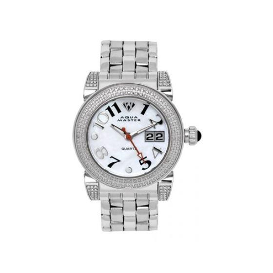 Aqua Master Diamond Watch The New Ladies 53455 1