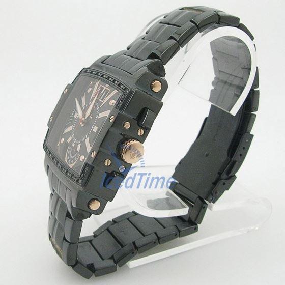 Mens Aqua Master Iced Out Diamond Watch W329AQ6 3