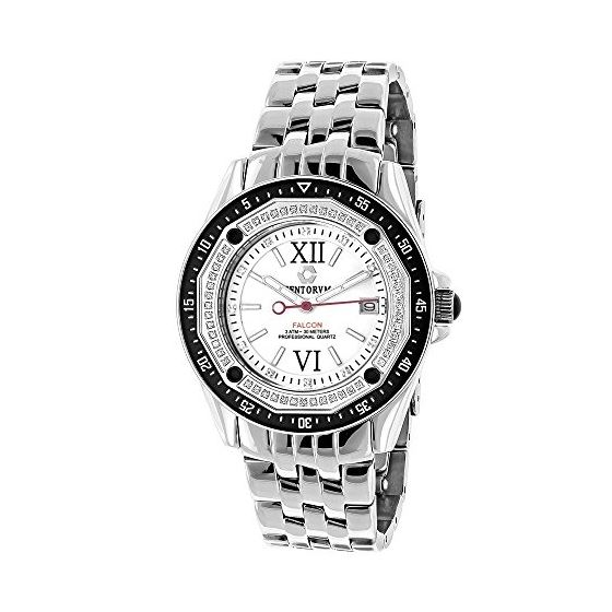 Centorum Falcon Real Diamond Watch 0.5ct 89659 1