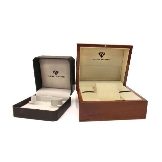 Men's Classic 1.70Ct Diamond Watch With Blac-3