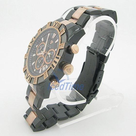 Mens Aqua Master Iced Out Diamond Watch W333AQ5 3