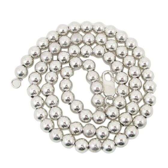925 Sterling Silver Italian Chain 18 inches long and 6mm wide GSC166 1
