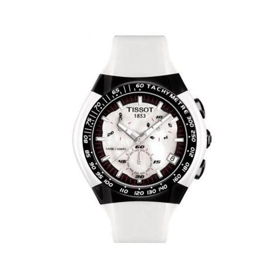Tissot Swiss Made Wrist Watch T010.417.17.111.01 45mm