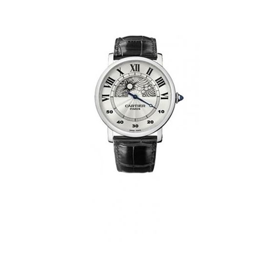 Cartier Rotonde Day/Night Collection Privee Cartier Paris Mens Watch W1550151
