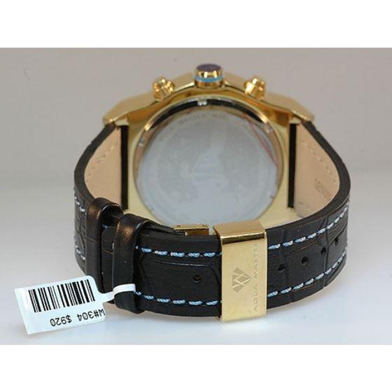 Aqua Master Mens Diamond Watch - AQSM150 54550 3