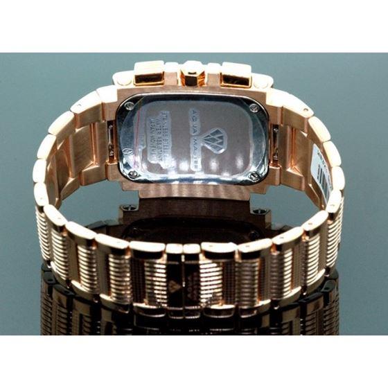 Agua Master 0.16ctw Mens Diamond Watch w323QQ 3