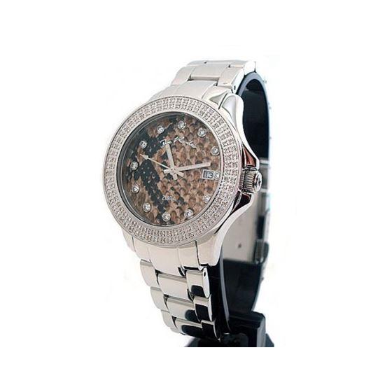 Joe Rodeo Ladies Zibra Diamond Watch JRZB1 1