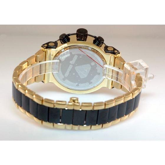 Agua Master Mens Diamond Watch W148fa 3