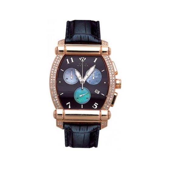 Aqua Master Diamond Unisex Watch