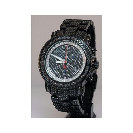 Joe Rodeo Mens Watches Junior Black Diamond Watch JJU149 1