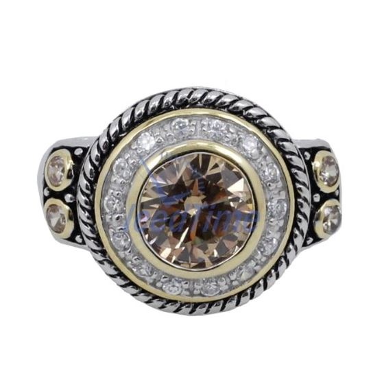 Ladies .925 Italian Sterling Silver Spri 74252 3