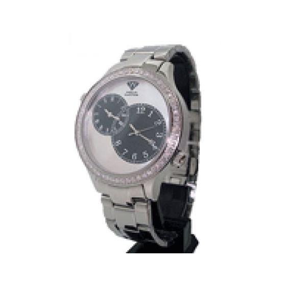 Aqua Master 2.45ctw Mens Diamond Watch AM02