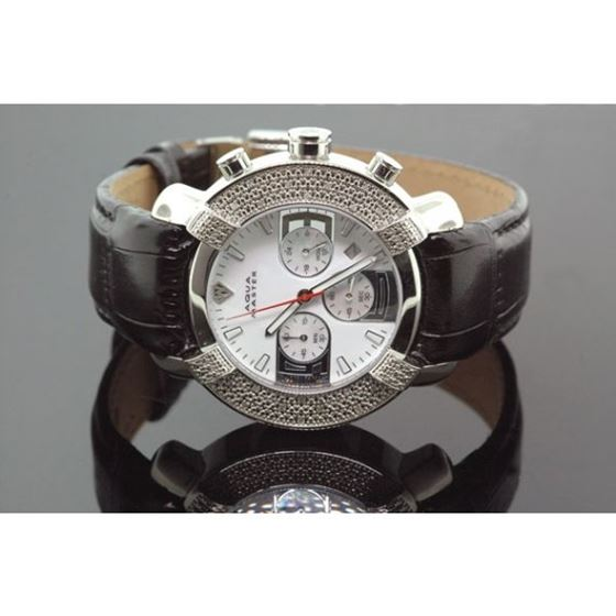 Aqua Master Mens Diamond Watch 96-60
