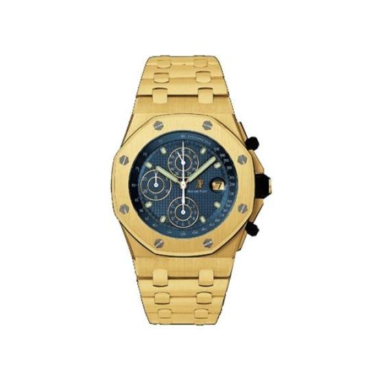 Audemars Piguet Mens Watch 25721BA.OO.1000BA.02