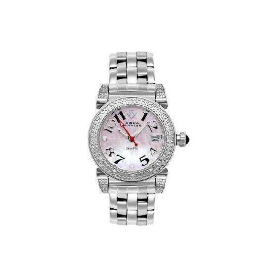 NEW! Ladies' Round 16-Diamond Watch