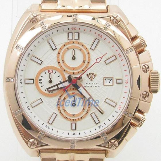 Mens Aqua Master Iced Out Diamond Watch W328AQ4 1