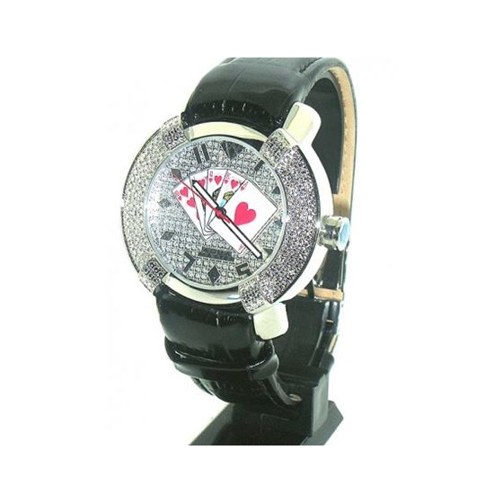 Aqua Master Poker Diamond Watch AMP03 27876 1