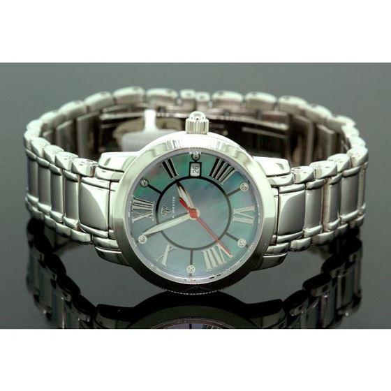 Aqua Master Ladies Diamond Watch w319a 55784 1