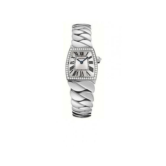 Cartier La Dona Diamond 18kt White Gold  54508 1