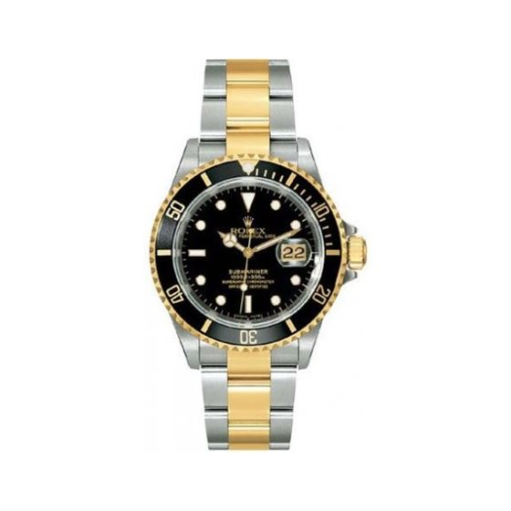 Rolex Oyster Perpetual Submariner Date T 53707 1