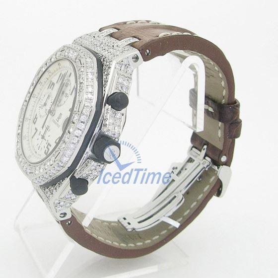 Audemars Piguet Royal Oak Offshore Chronograph Mens Watch SAFARI 26170st.oo.d091cr.01 3