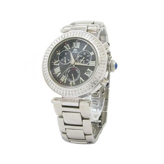 Techno Master Womens Diamond Watch 1ct tm-2104 Holiday Special