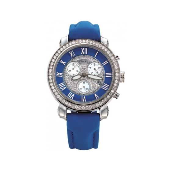Benny Co 2.6 Ice Dial Blue