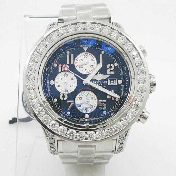 Breitling Super Avenger Chronograph Mens 55371 1