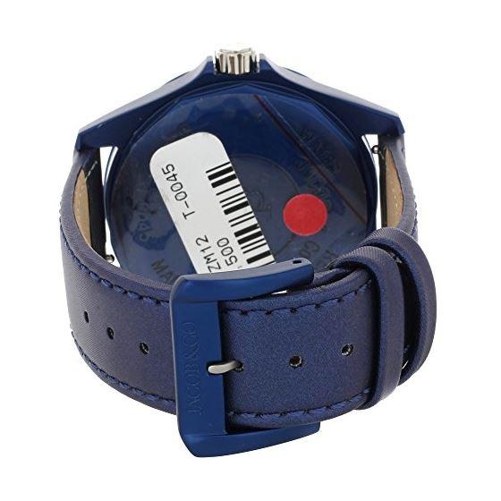Jacob Co. Swiss Unisex 40MM Blue Band Case Diamo-3