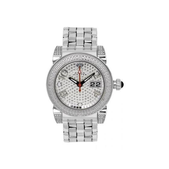 Aqua Master Diamond Watch The New Ladies 53451 1