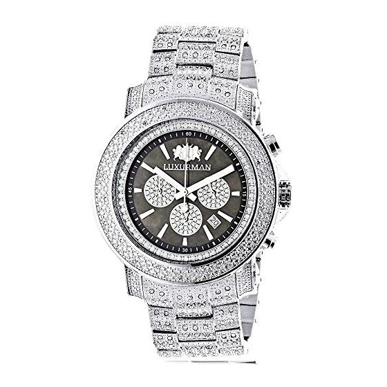 Oversized Escalade Iced Out Mens Diamond 89924 1