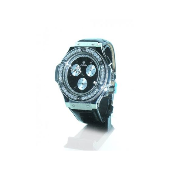 Aqua Master Diamond Watch W128