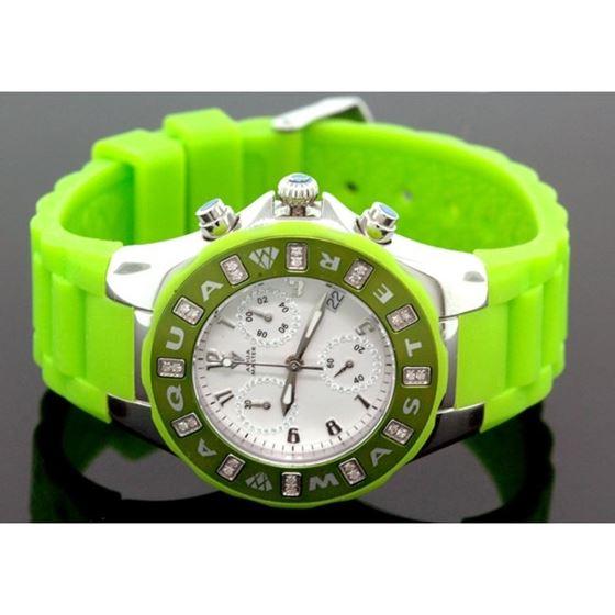 Agua Master 0.24ctw Womens Jelly Diamond Watch w324BN 1