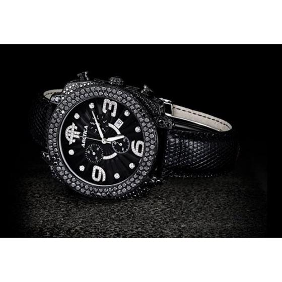 Arctica Watches Arctica 50mm Diamond Case 14.0Ct