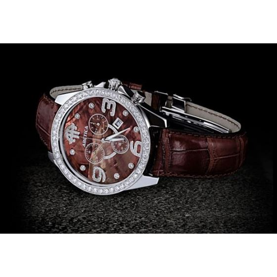 Arctica Watches Arctica 47mm Plain Case 4.0ct