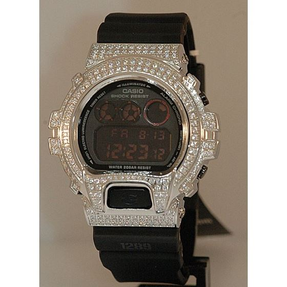 Casio Watches 6900 G SHOCK CZ Crystal Watch 1