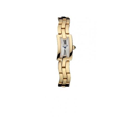 Cartier Ballerine Ladies Solid Gold Watch W700023J