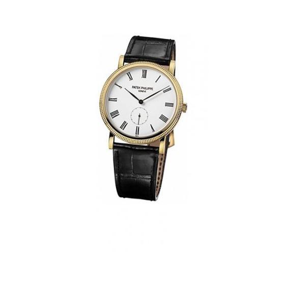 Patek Philippe Calatrava Mens Watch 5119J-001