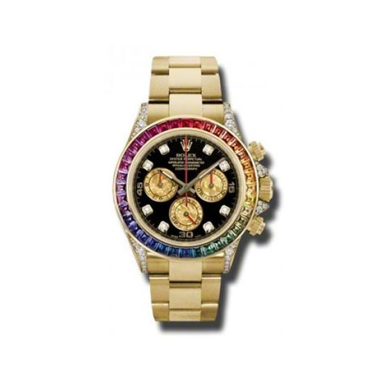 Rolex Watches  Daytona Rainbow 116598 RB 54110 1