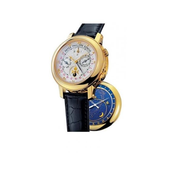 22b631a6a Patek Philippe Sky Moon Tourbillon Mens Watch 5002J
