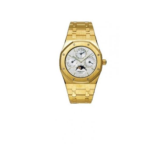 Audemars Piguet Mens Watch 25820BA.OO.0944BA.02