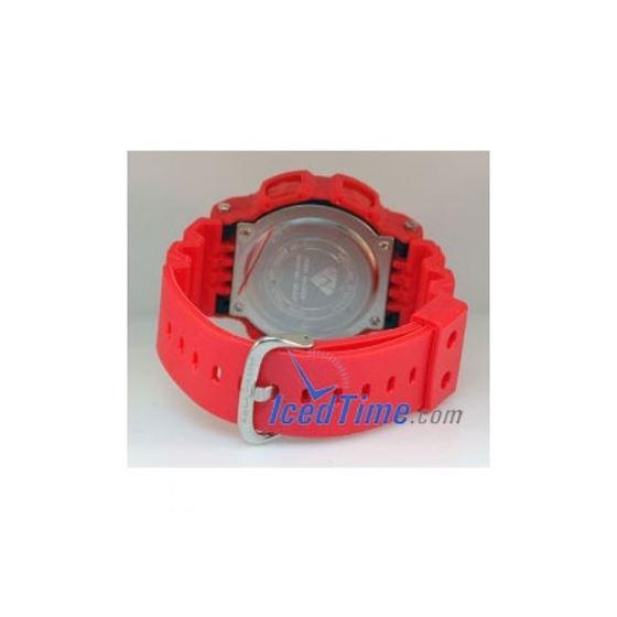 Aqua Master Shock Red Diamond Watch 92289 3