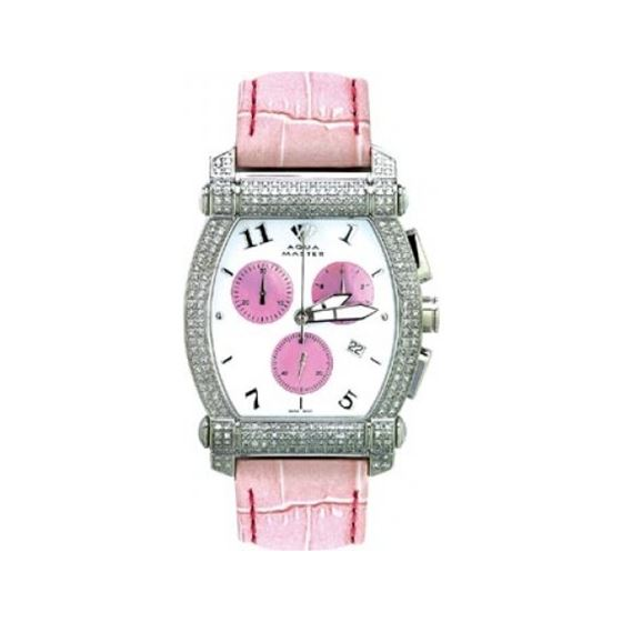 Unisex Aqua Master Diamond Watch 16-5w #59